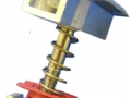 Rail Clamp with Bonding Plate