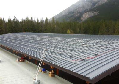 G7 Banff Installation