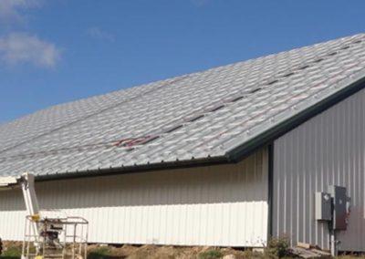 G7 Barn Installation