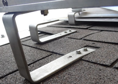 The system is reliable, light weight and easy to install.
